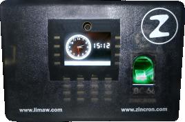 Reloj Marcador de Asistencia ZBC-66